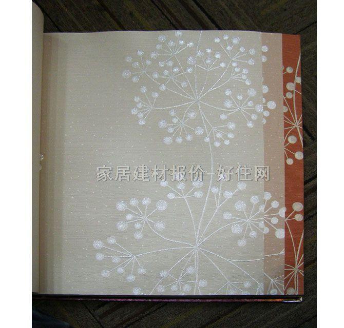 【lg墙纸_欧式风格银色大梅花