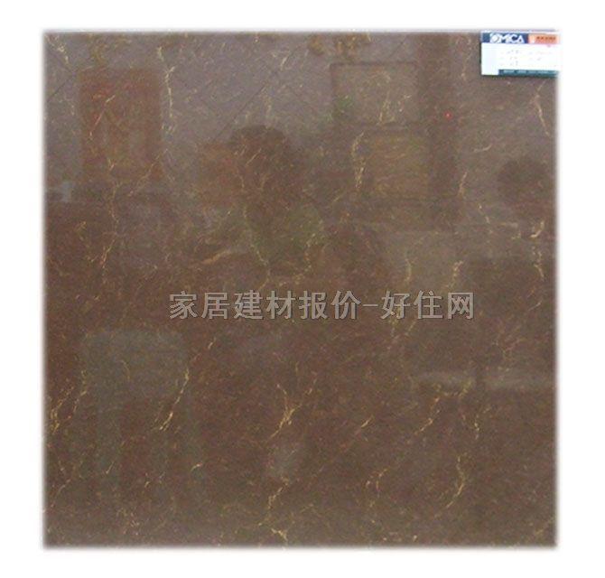 奥米茄地砖 抛光砖咖啡色 800mm×800mm