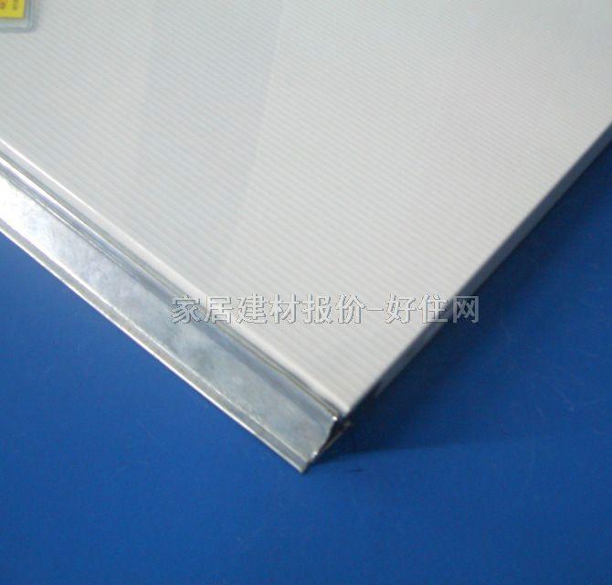 铝扣板安装要注意 1,铝扣板吊顶有轻钢龙骨和木方