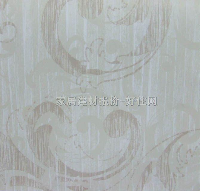 欧雅墙纸 欧式风格淡黄藤蔓 0.7×10m 欧花 白色图片