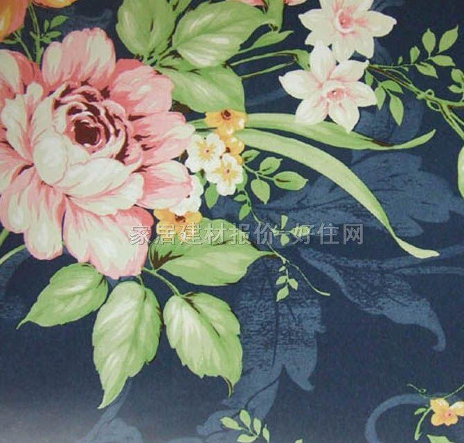 墙纸壁纸_欧式风格玫瑰花