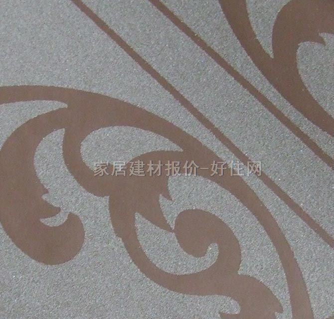 欧雅墙纸 欧式风格灰色藤蔓 宽530mm×长10米 欧花 灰色图片