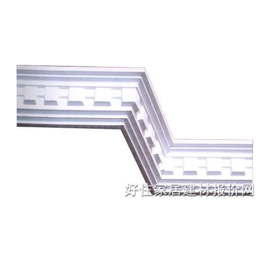 国产 穗华石膏天花角线装饰线条 石膏天花角线、平线2440*高清图片