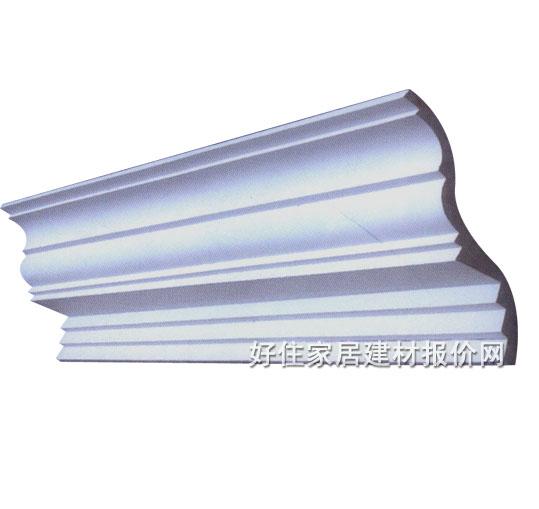 国产 雅致石膏天花角线装饰线条 石膏天花角线、平线订做 tt高清图片